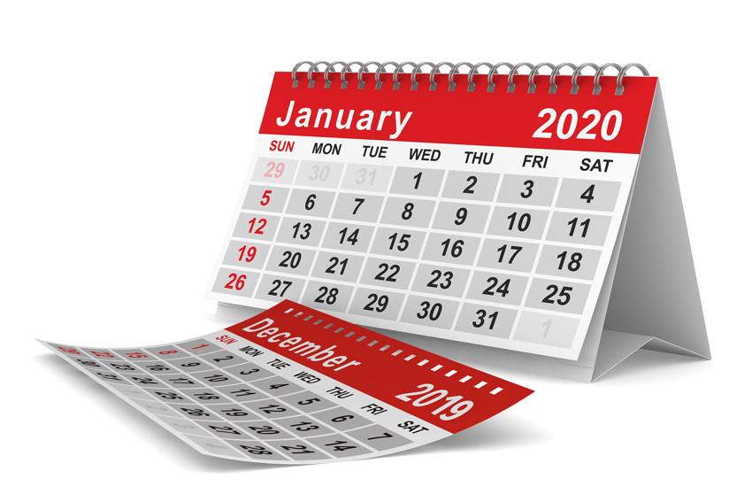 See our calendar!